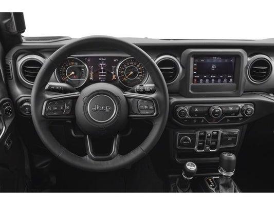 2020 Jeep Wrangler Unlimited Rubicon 4x4