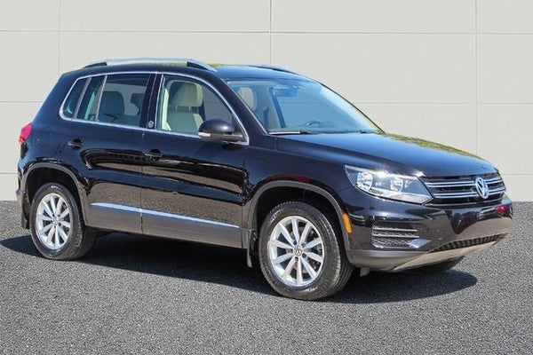 Used Volkswagen Tiguan Baltimore Md